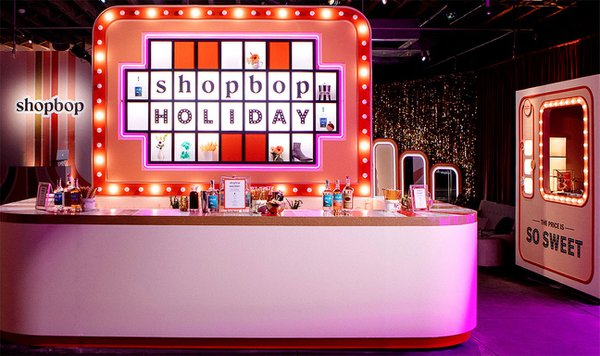 Shopbop Let's Play Holiday cover photo