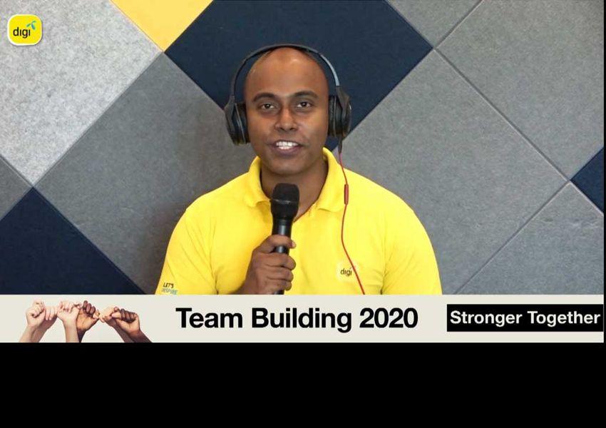 Digi Virtual Teambuilding