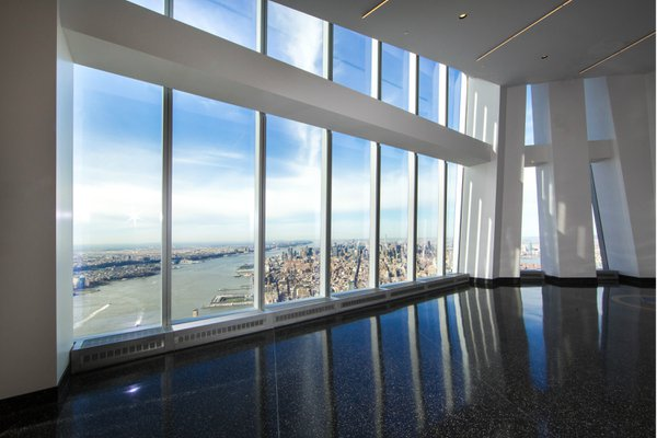 ASPIRE At One World Observatory space photo