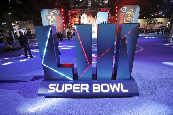 Super Bowl LIII cover photo