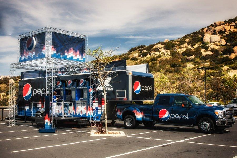 Pepsi @ X Factor