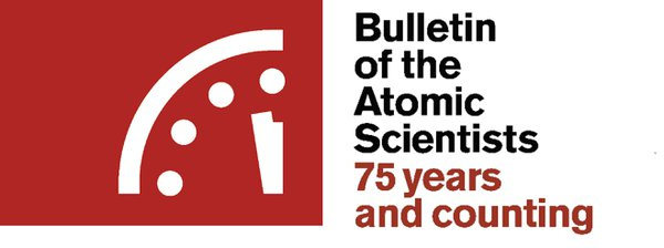 Bulletin of the Atomic Scientists cover photo