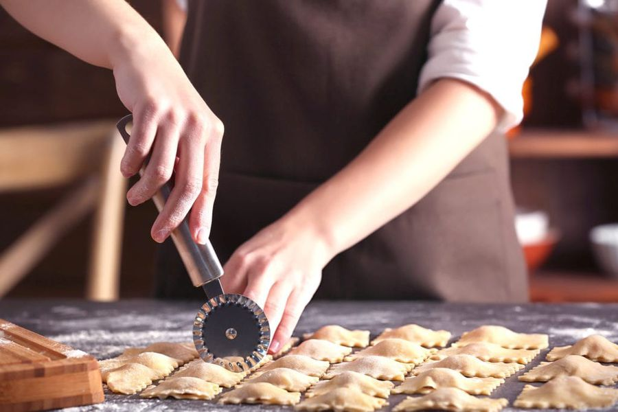 Virtual Pasta Cook-Along service