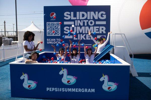 Pepsi #Summergram cover photo