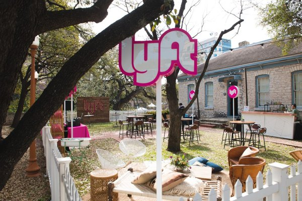 Lyft SXSW cover photo