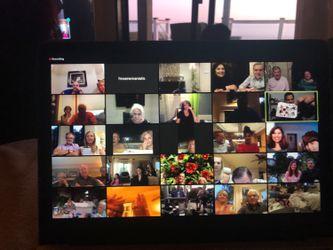 The Elios Society Dinner & Virtual Show