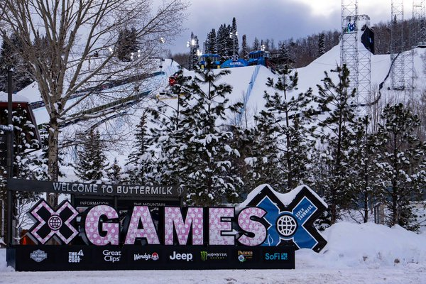 Winter X Games cover photo