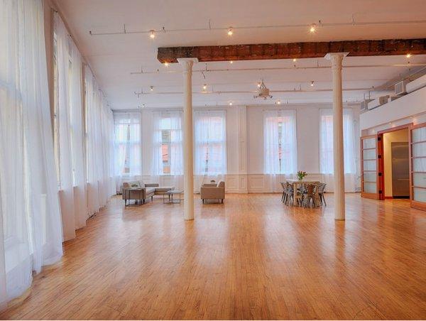 Studio 1 space photo