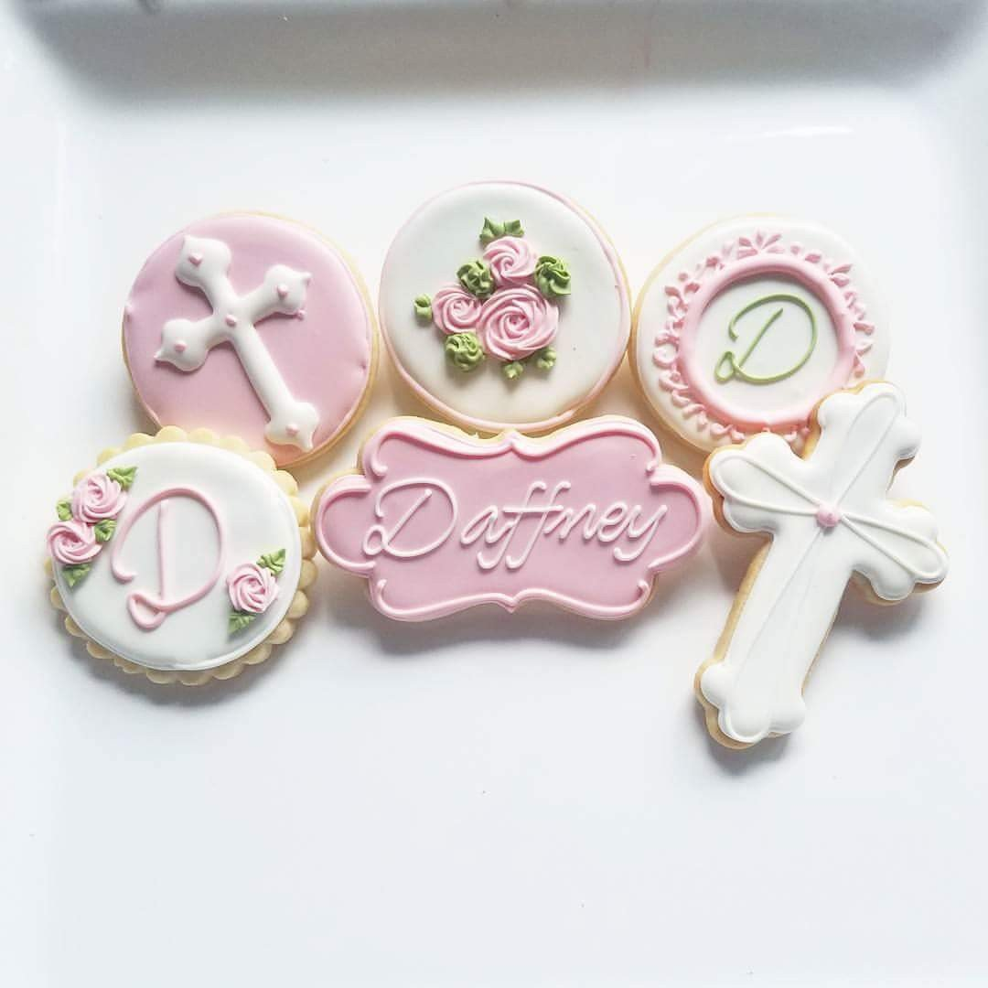 Custom Cookies for your special event! photo jill christening baptism communion.jpg
