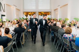 Museum of Contemporary Art Wedding  photo Zak + Kevin - Pen Carlson.jpg