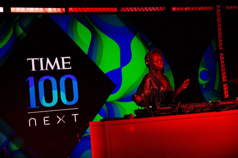 TIME 100 Next Party