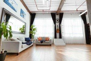 THAT Toronto Studio - Event Venue Rental photo Client-area-closeup-direct-sunlight-THAT-Toronto-Studio.jpg