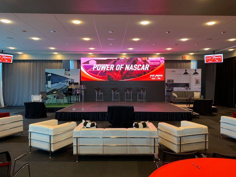 Coca Cola NASCAR Summit