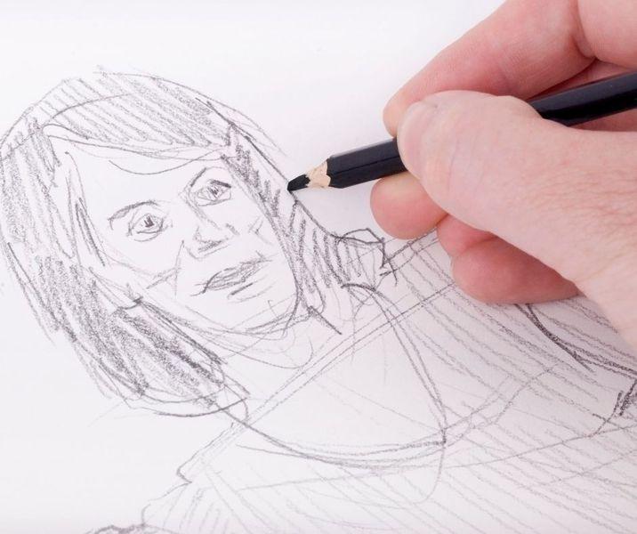 Sketch & Sip (Byob) service