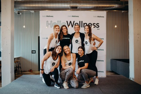 Welllness Bootcamp cover photo