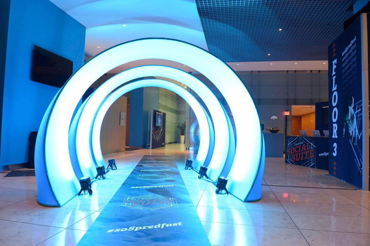 Social Suite + Social Stage photo social suite lighted tunnel.jpg