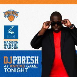 MSG: Knicks VS Lakers