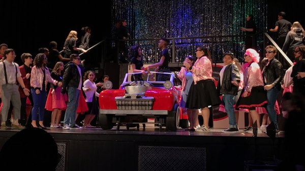 Grease Musical- Grease Car cover photo