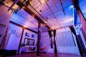 THAT Toronto Studio - Event Venue Rental photo Interior-patio-lights-on-THAT-Toronto-Studio.jpg
