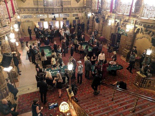 Quantico Casino Scene cover photo