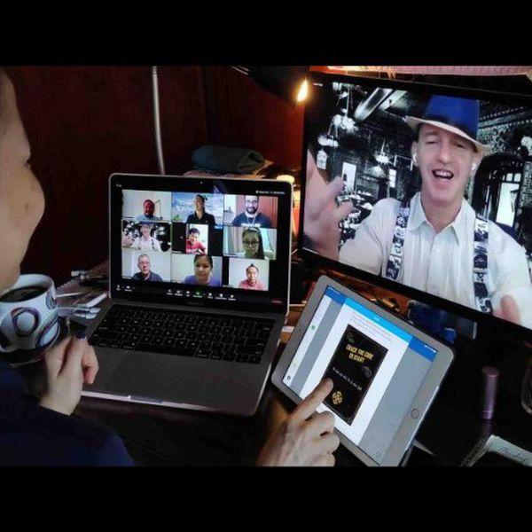 Escape the Virtual Mob service