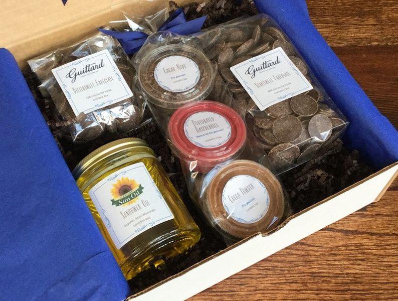 Chocolate Truffle Making Experience service