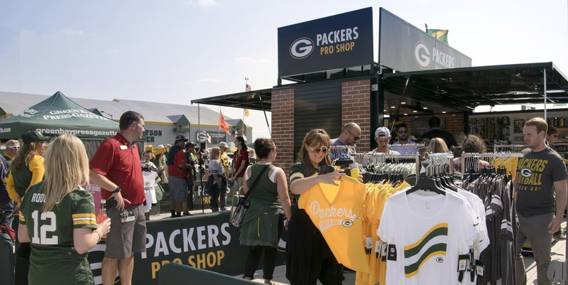 Green Bay Packers Pro Shop