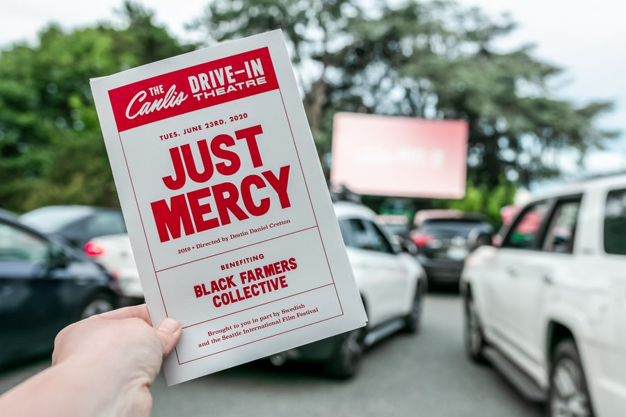 Canlis Drive-in Theatre