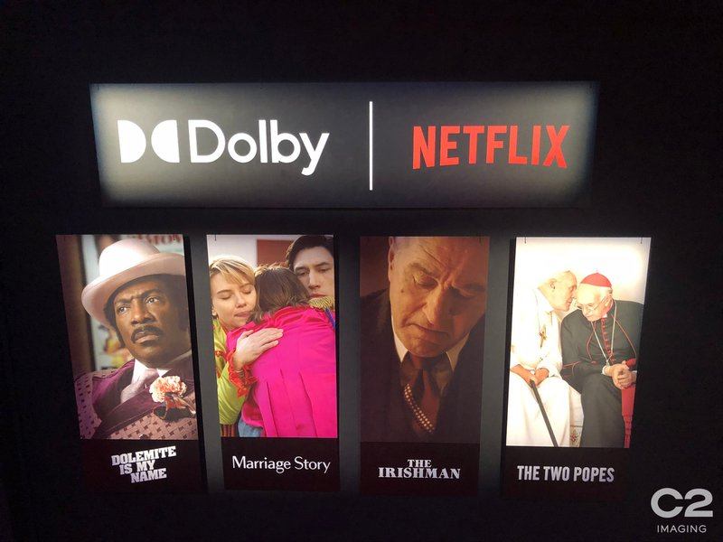 Dolby SoHo's Netflix Film Experiences cover photo