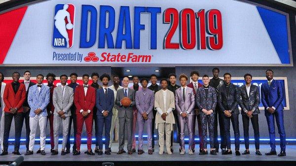 Cinemagraph - 2019 NBA Draft cover photo