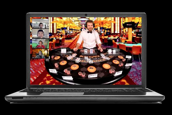 Virtual Casino Employee Event cover photo
