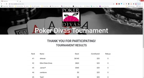 Chief Virtual Poker Networking Event