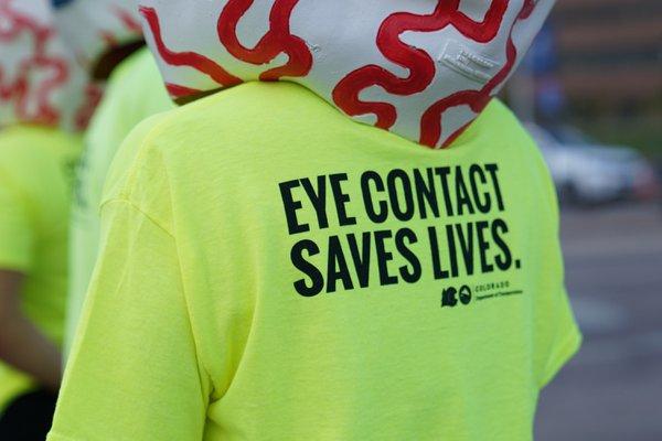 CDOT Eye Contact Awareness