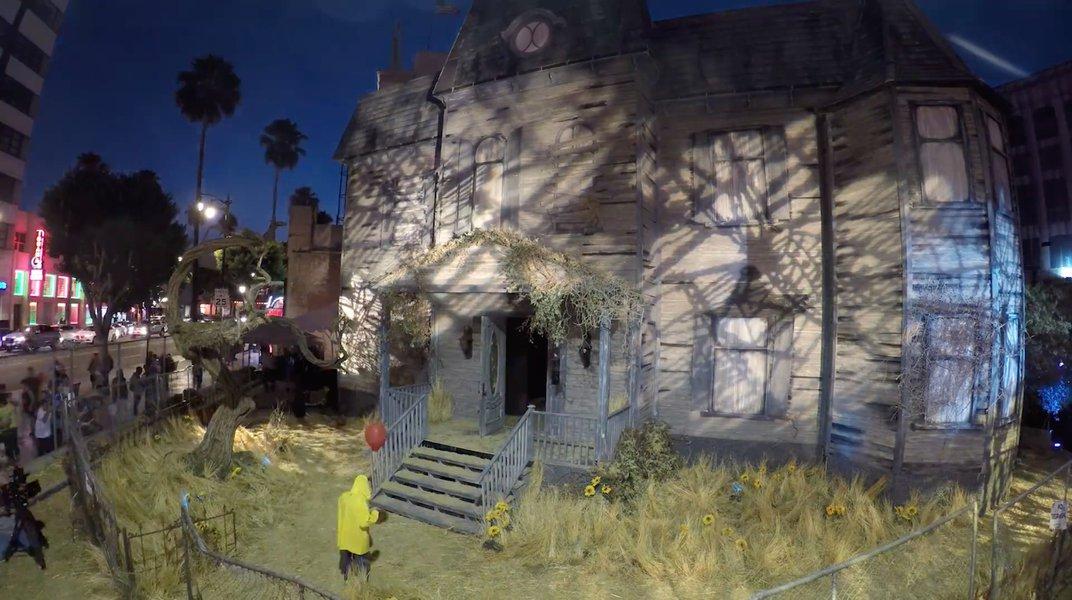 Warner Bros. - The Neibolt House