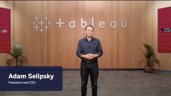 Tableau Conference-ish cover photo
