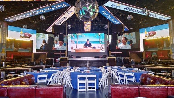 Drai's Night Club Super Bowl LIII 2019