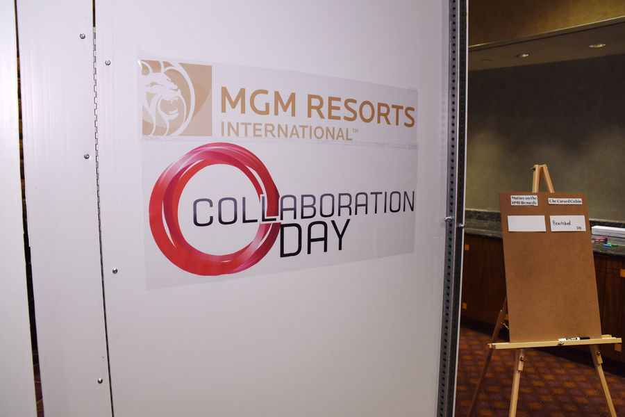 MGM Collaboration Day (Escape Rooms)