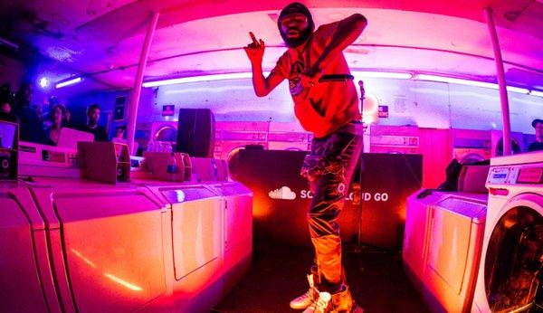 SoundCloud Go cover photo