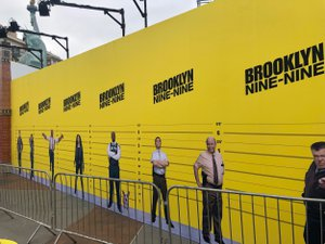 Brooklyn 99 - Comic Con '19 photo IMG_4161.jpg