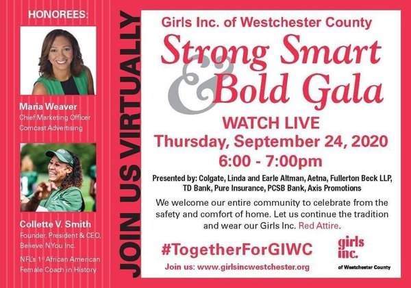 Strong, Smart & Bold Gala cover photo