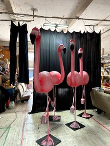 Oversized Flamingo Sculpts  photo Flamingo 4.jpg