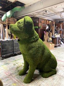 Fomo - 8 ft. Topiary Dog Sculpt photo 78F16131-DF18-4AEF-B4FF-5E157FCF10CC.jpg