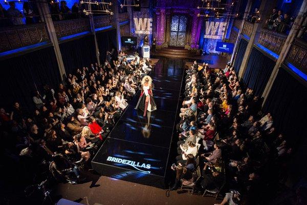 WE tv Bridezillas Fashion Show cover photo