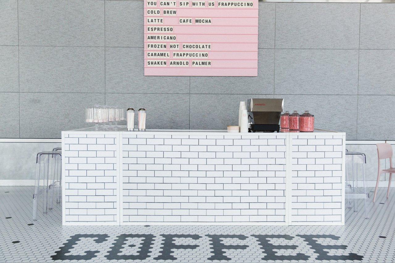 Starbucks Themed Bat Mitzvah  cover photo