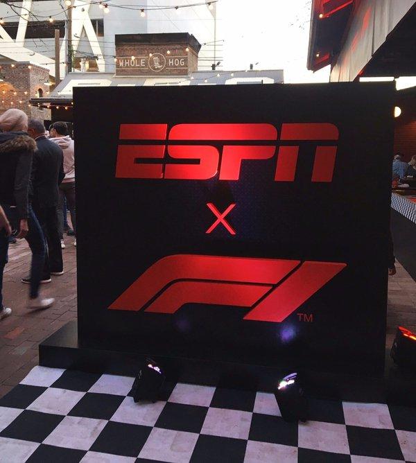ESPN Pit Lane cover photo