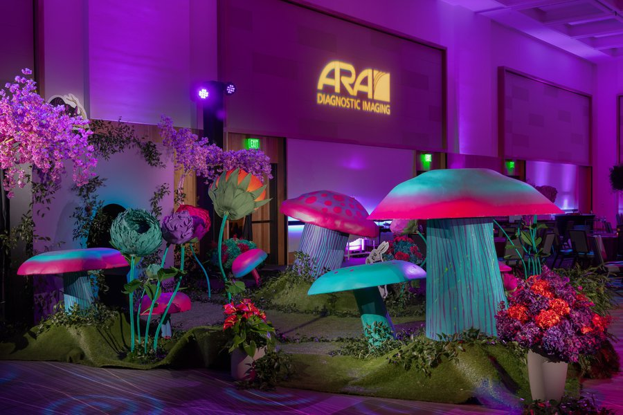 ARA Wonderland Corporate Holiday Party