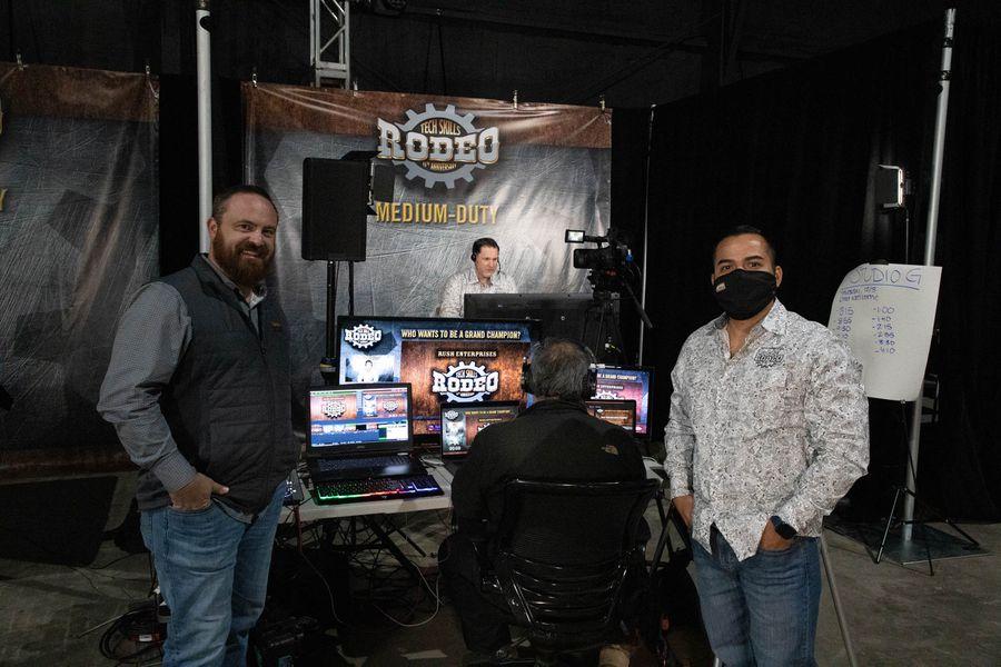 Rush Tech Rodeo Awards