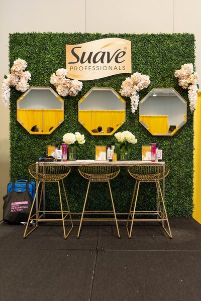 Suave at Dollar General Day of Beauty