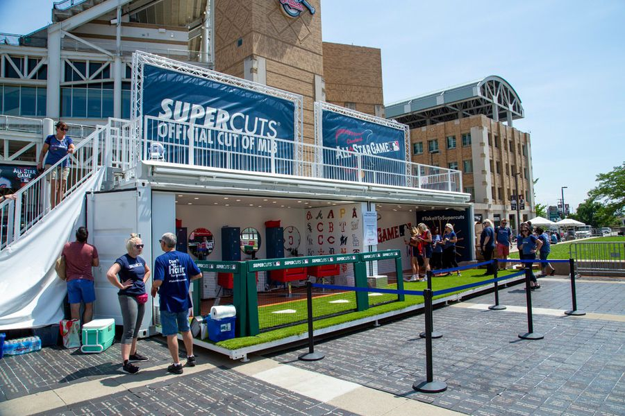 Supercuts MLB All-Star Game Experience