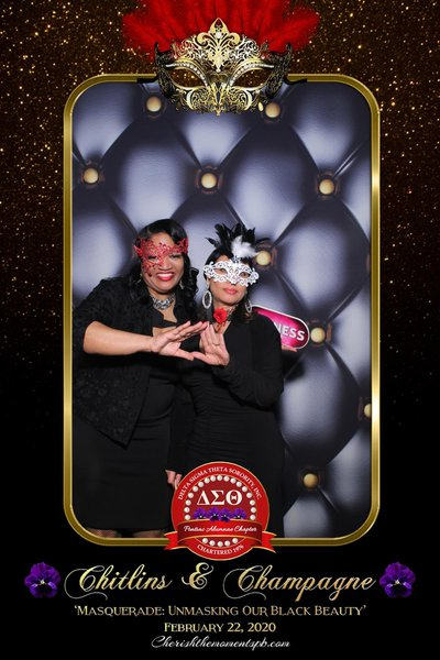 Chitlins & Champagne Masquerade Ball cover photo